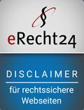 Datenschutz - Disclaimer