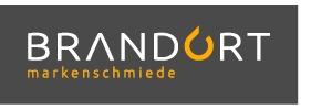 Logo BRANDORT markenschmiede