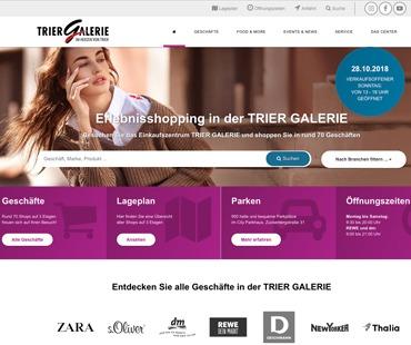 Web Trier Galerie